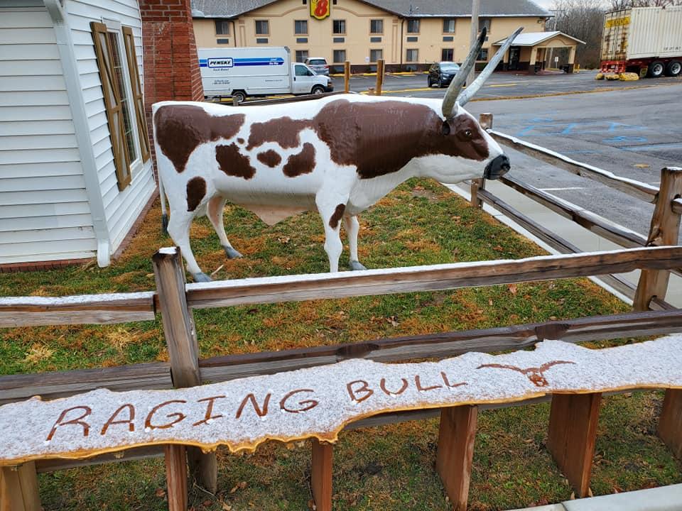 Raging Bull Steakhouse