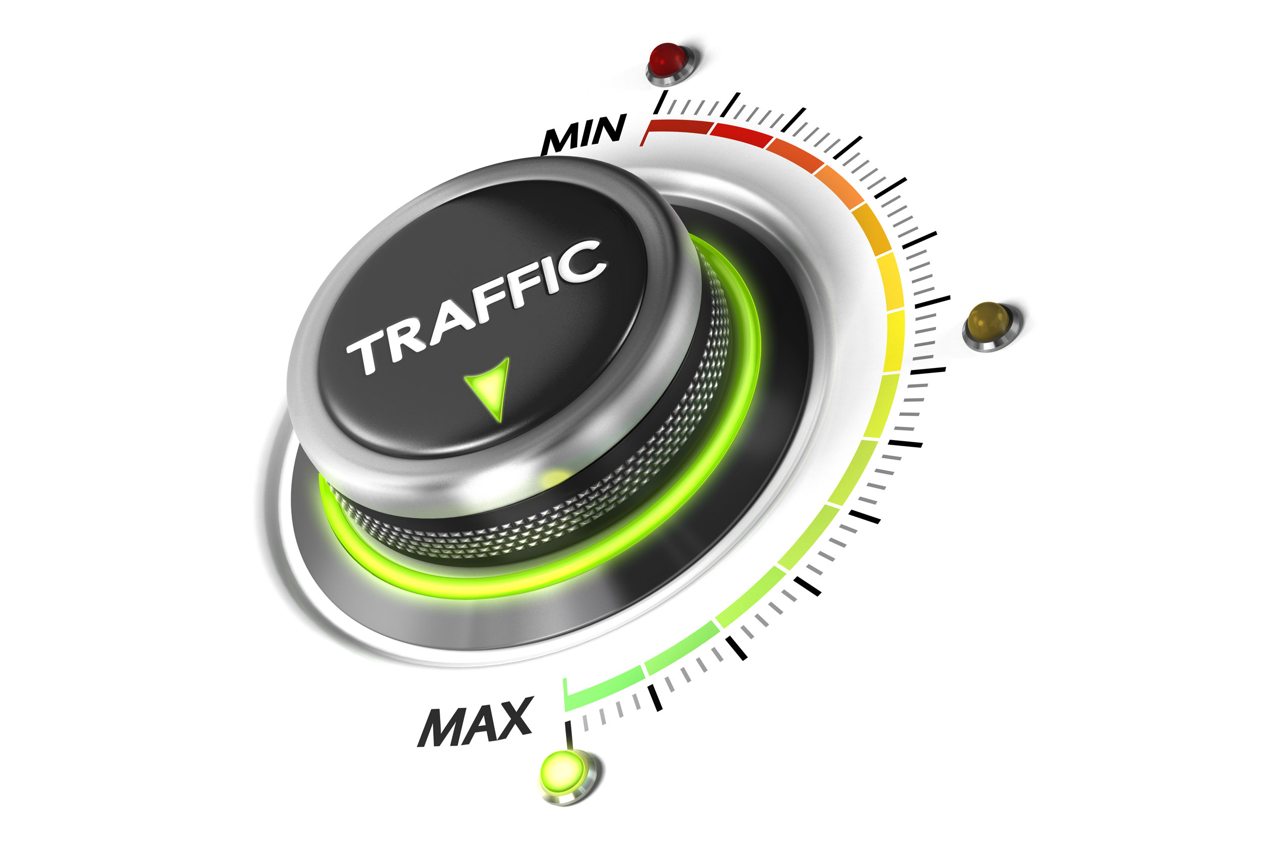 Increase orders and traffic to your website